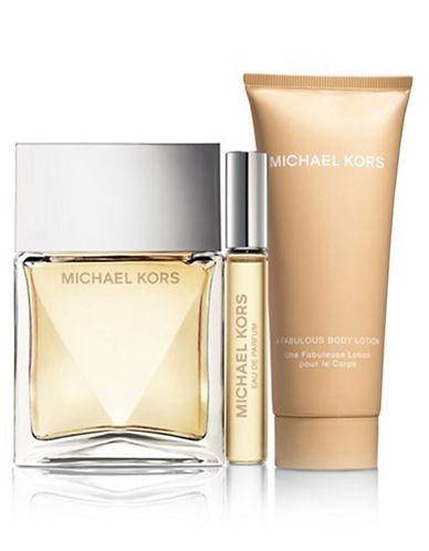 michael kors female  glamorous eau de parfum spring set 15400 value