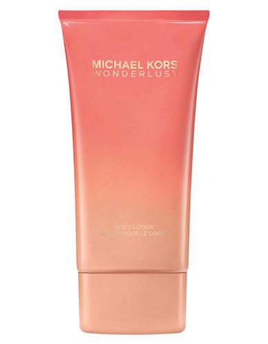 michael kors female wonderlust body lotion 50 oz