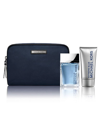 michael kors male extreme blue on the move gift set