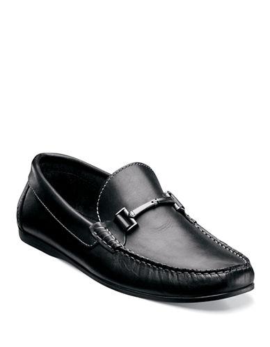 FLORSHEIMJasper Leather Bit Loafers