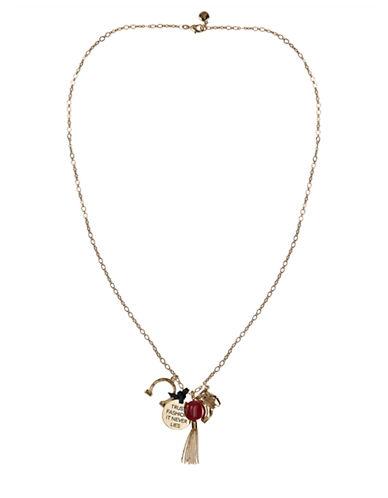 SAM EDELMANIcon Charm Pendant Necklace