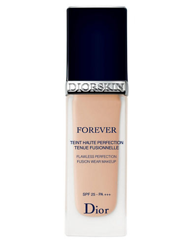 DIOR Diorskin Forever Flawless Perfection Fusion Wear Makeup SPF 25