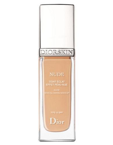 DIORDiorskin Nude Nude Skin-Glowing Makeup With Sunscreen Broad Spectrum SPF 15