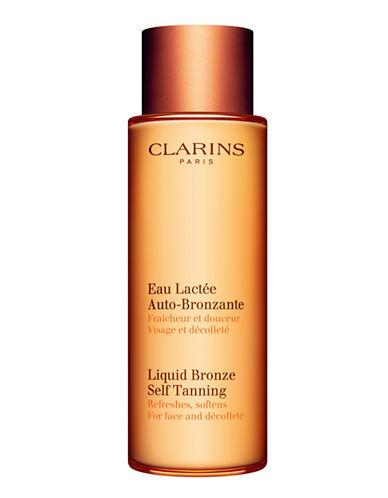 CLARINSLiquid Bronze Self Tanning for Face and Decollete