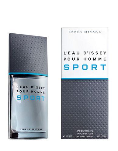 ISSEY MIYAKEL'Eau d'Issey Pour Homme Sport 3.3 oz Eau de Toilette Spray