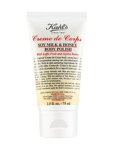 KIEHL'S SINCE 1851 Creme de Corps Soy Milk and Honey Body Polish