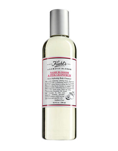 KIEHL'S SINCE 1851 Aromatic Blends: Nashi Blossom & Pink Grapefruit - Liquid Body Cleanser 8.4oz