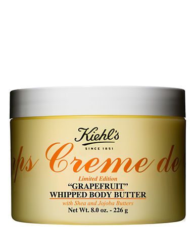 KIEHL'S SINCE 1851 LIMITED EDITION Creme de Corps Soy Milk and Honey Whipped Body Butter 8oz