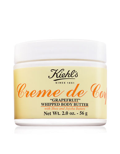 KIEHL'S SINCE 1851 Creme de Corps Whipped Body Butter Limited Edition Mini GRAPEFRUIT