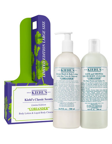 kiehls since female classic scents coriander edition duo