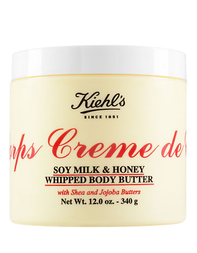 KIEHL'S SINCE 1851 Creme de Corps Soy Milk & Honey Whipped Body Butter