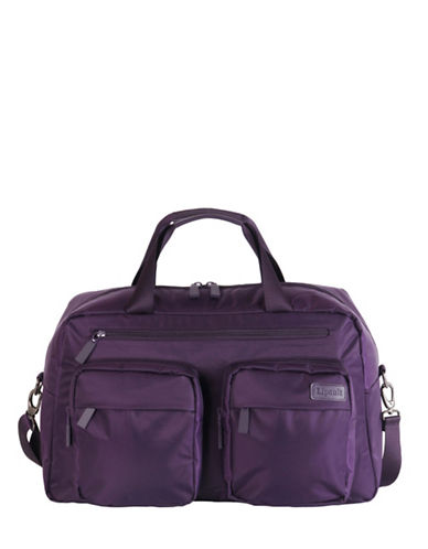 LIPAULT PARISPlume 0 Percent Foldable 19 Inch Weekend Shoulder Bag