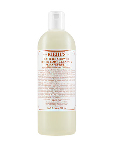 KIEHL'S SINCE 1851 Grapefruit Bath and Shower Liquid Body Cleanser 16.9 oz