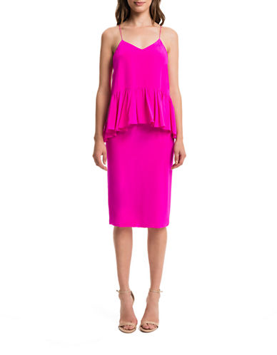 Shop 1 State online and buy 1 State Ruffle Midi Dress dress online