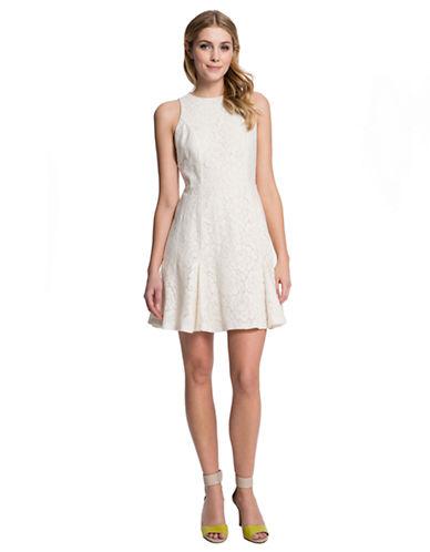 CECE BY CYNTHIA STEFFEThea Floral Jacquard Dress