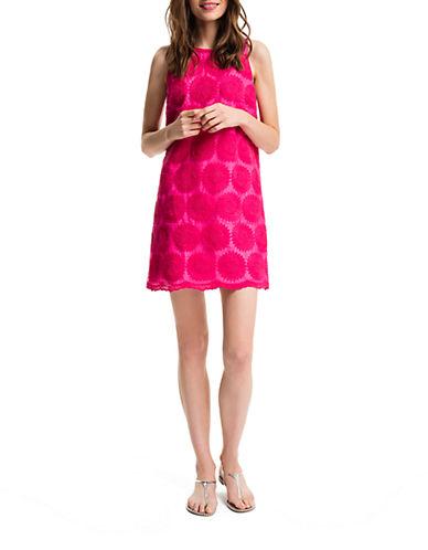 Shop Cece By Cynthia Steffe online and buy Cece By Cynthia Steffe Arlington Floral Burst Shift Dress dress online