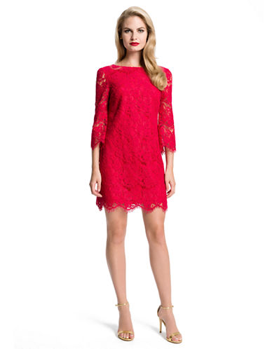 CYNTHIA STEFFETrinity Lace Dress