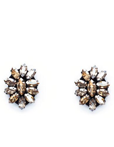 DEEPA GURNANIGlitz Flower Eye Stud Earrings