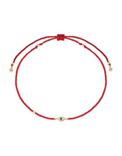 TAI RITTICHAIEvil Eye Thread Bracelet