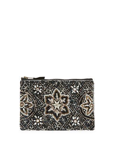 glish female beaded convertible clutch