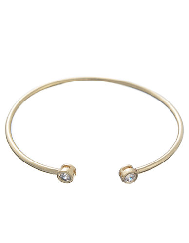 T&C THEODORA & CALLUM Metallic Glitz Bangle Bracelet