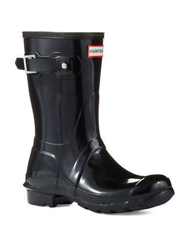 Hunter Original Gloss Short Boots