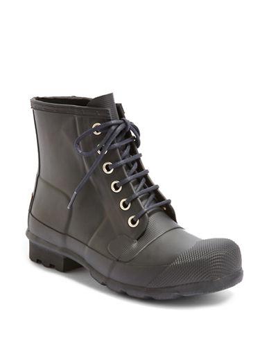 Hunter Original Rubber Ankle Boots