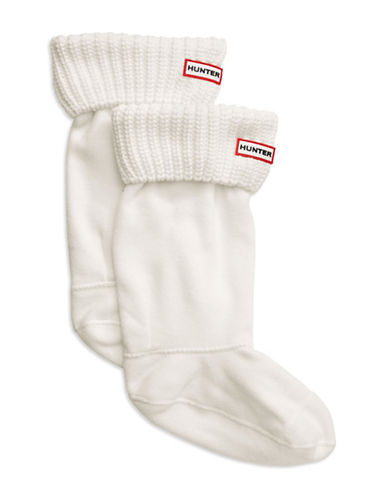Buy Half-Cardigan Boot Socks by Hunter online