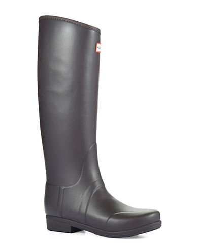 HUNTER Hi-Lo Rubber Rain Boots