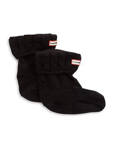 Buy Folded Cuff Boot Socks by Hunter online