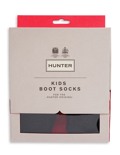 Buy Cable-Knit Boot Socks by Hunter online