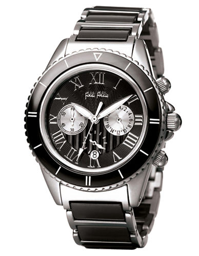 FOLLI FOLLIE Ladies Ceramic Sport Chronograph Watch
