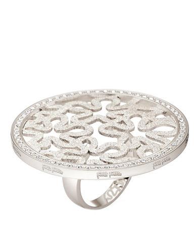 FOLLI FOLLIEFiorissimo Silver Cocktail Ring