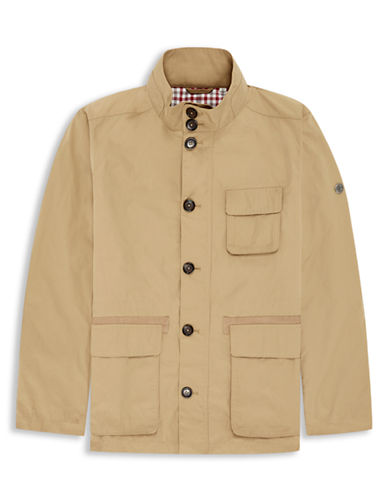 BEN SHERMANMemory Nylon Field Jacket