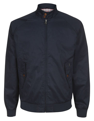 Ben Sherman Mens Bomber Jacket