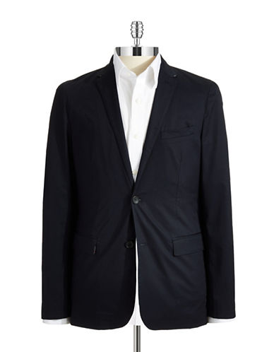BEN SHERMAN Cotton Blazer