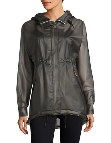 Fitted Hooded Jacket   Lord &amp Taylor
