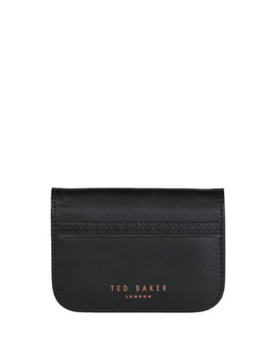 ted baker london male faux leather manicure kit