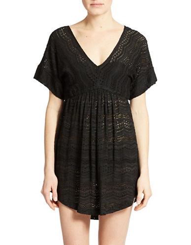 Shop J Valdi online and buy J Valdi Lace Cover Up dress online