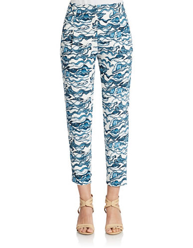 ESSENTIEL Relaxed Ankle Length Pants