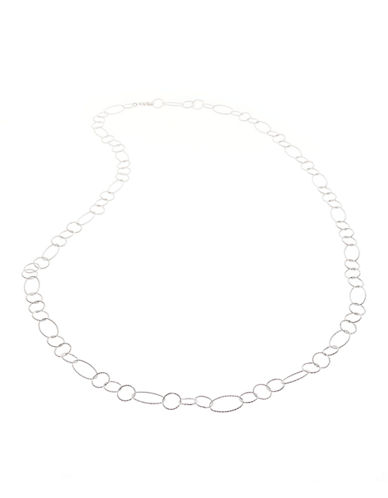 LORD & TAYLORSterling Silver Link Necklace