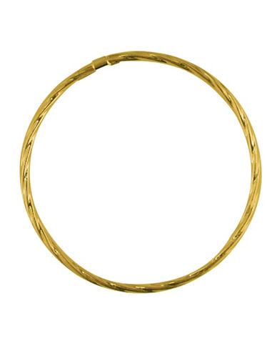 LORD & TAYLOR 14 Kt. Yellow Gold Bangle