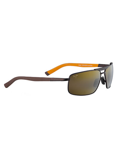 MAUI JIM Keanu Aviator Sunglasses