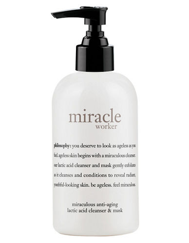 PHILOSOPHYMiracle Worker Anti-Aging Lactic Cleanser and Mask