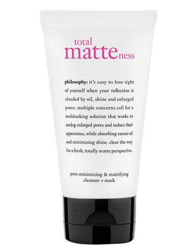 PHILOSOPHYTotal Matteness Pore-Minimizing & Purifying Cleanser + Mask