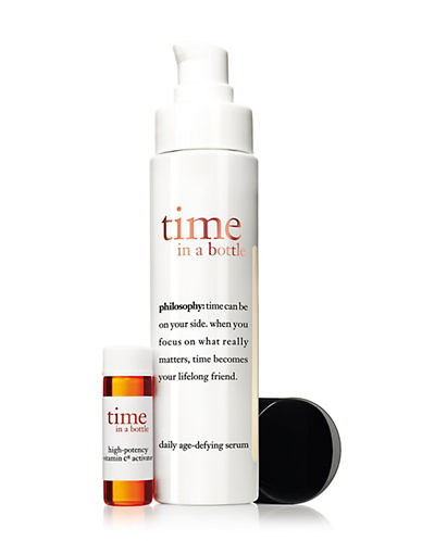 PHILOSOPHY Time In A Bottle Daily Age-Defying Serum