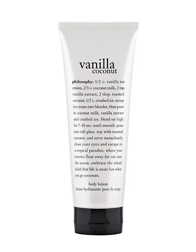 PHILOSOPHYCoconuts and Cream Lotion 7oz