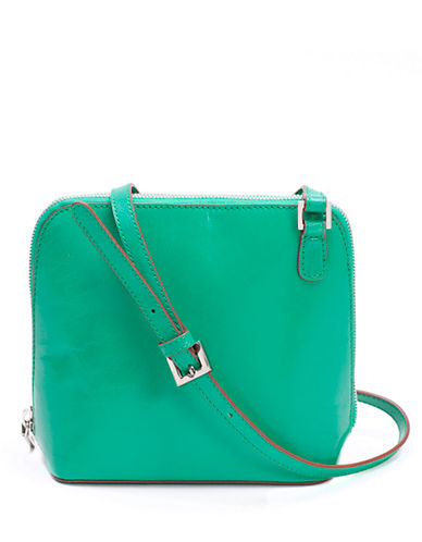 Venice Leather Camila Crossbody