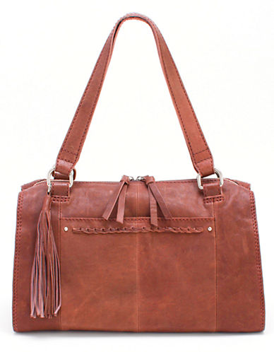 Hobo Monika Leather Satchel