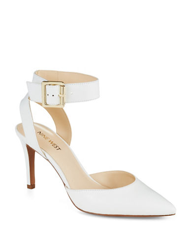 NINE WEST Callen Ankle Strap Pump